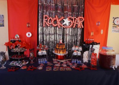 Un cumpleaños Rock N'Roll