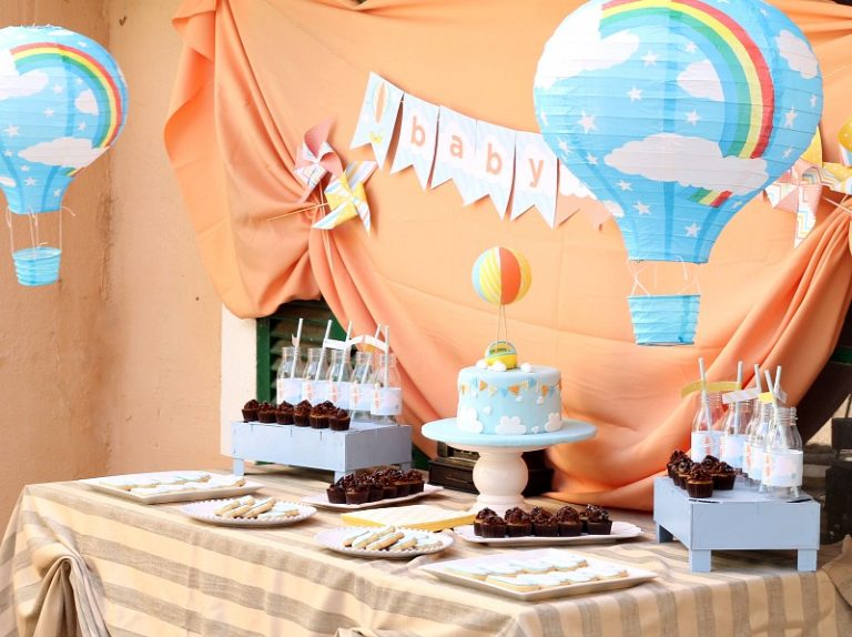 Baby shower de Jake
