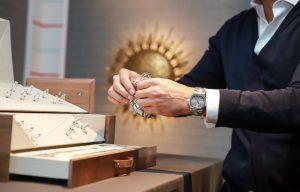 Presentación de la «Bridal Tool Box» de Relojería Alemana