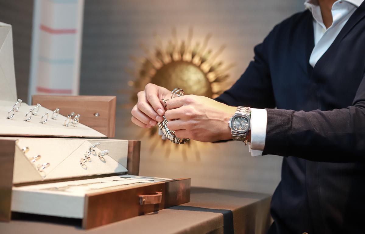 """Presentación de la """"Bridal Tool Box"""" de Relojería Alemana"""