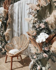 Tendencias en decoración de bodas 2020