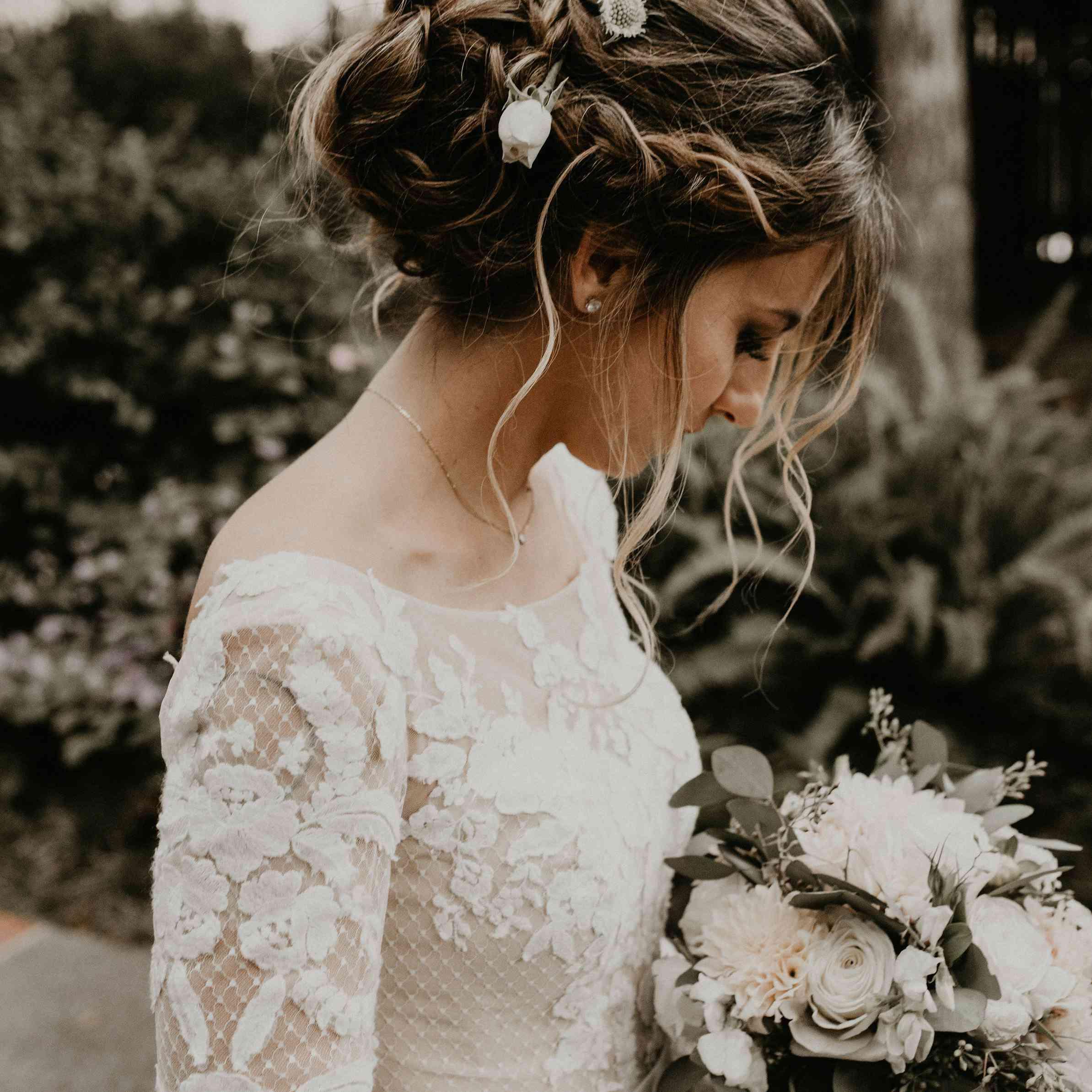 Elije el peinado de tu boda con los consejos de unaexperta