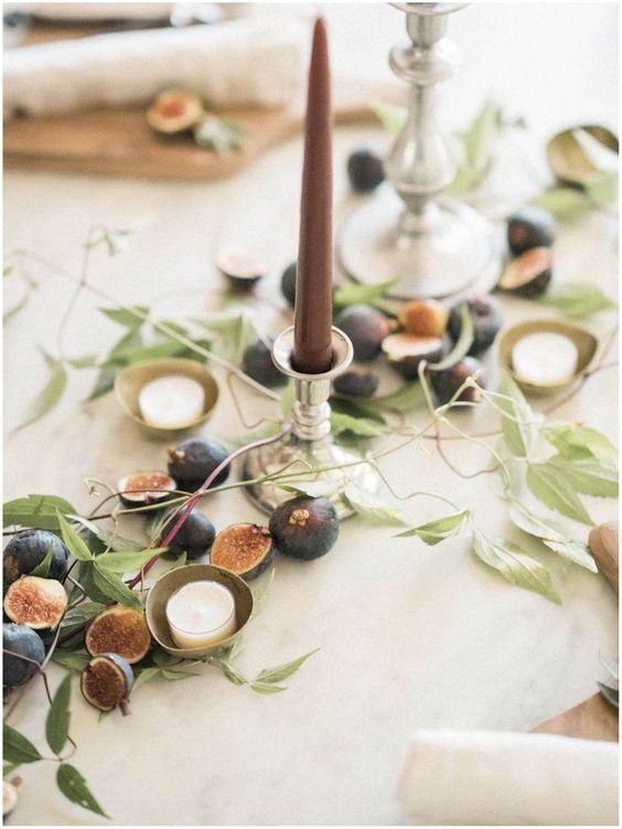 Ideas para una boda de otoño perfecta