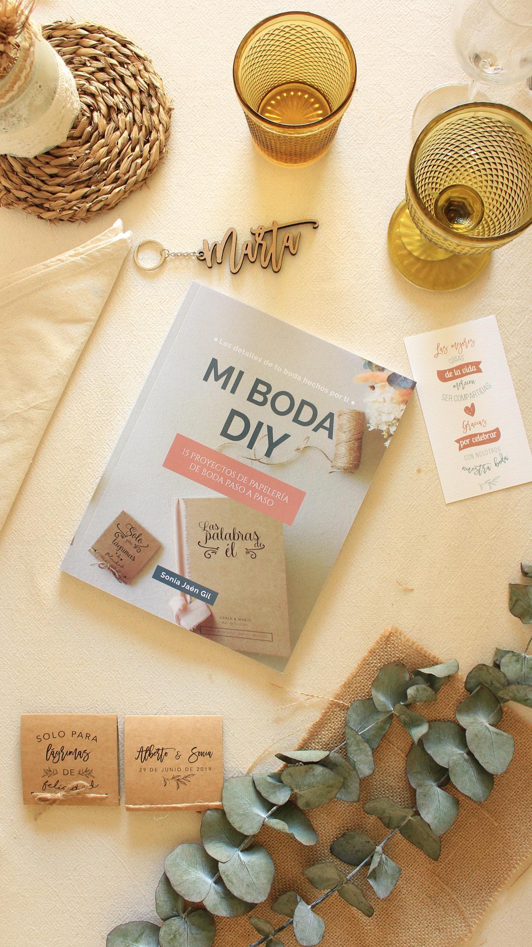 Aprende a crear la papelería de tu boda + ¡sorteo!