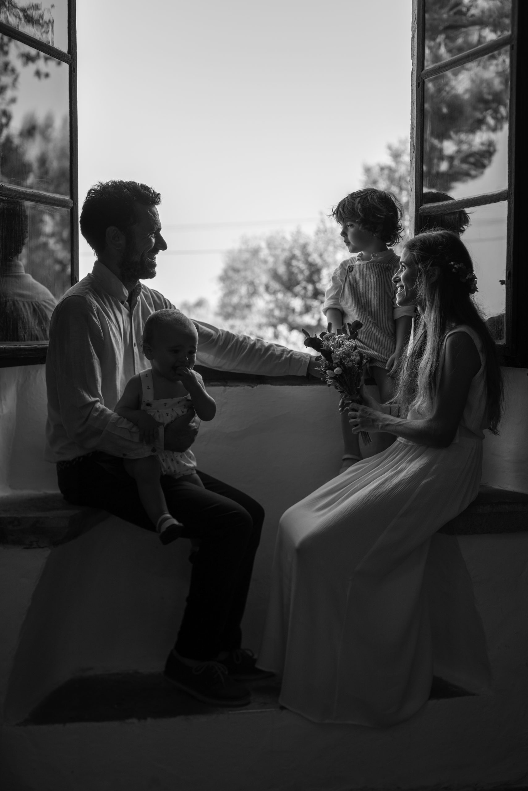 La boda de Leo y Alex, una boda Covid