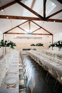 5 estilos de decoración para bodas 2021